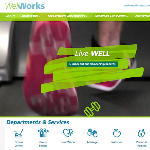 Ohio University – Wellworks
