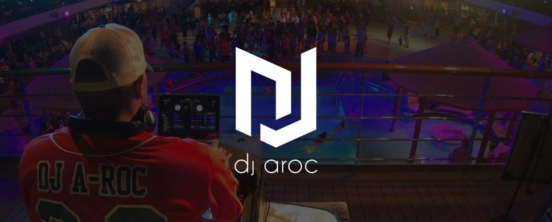 Dj A-roc Banner