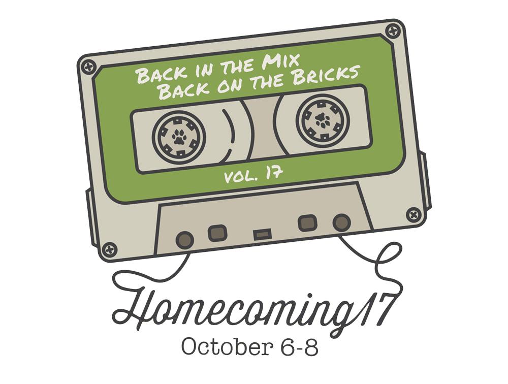 Ohio University homecoming 2017