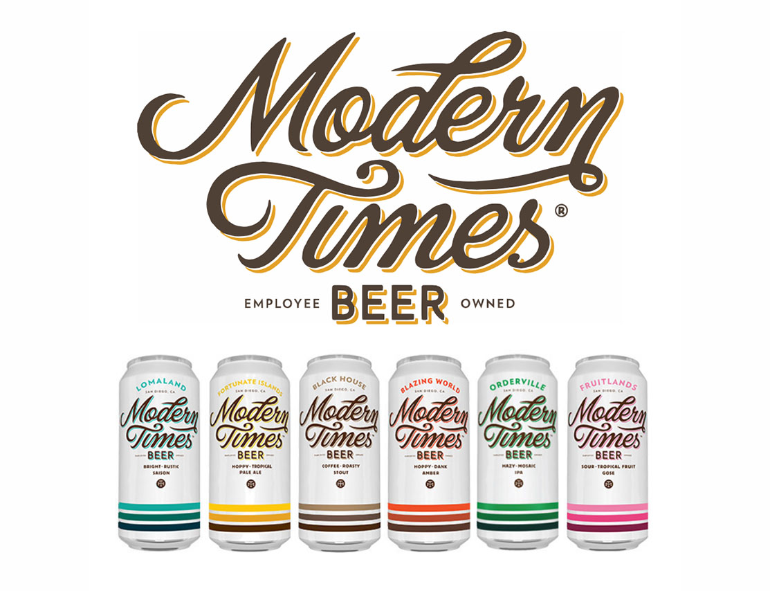 Modern Times Branding