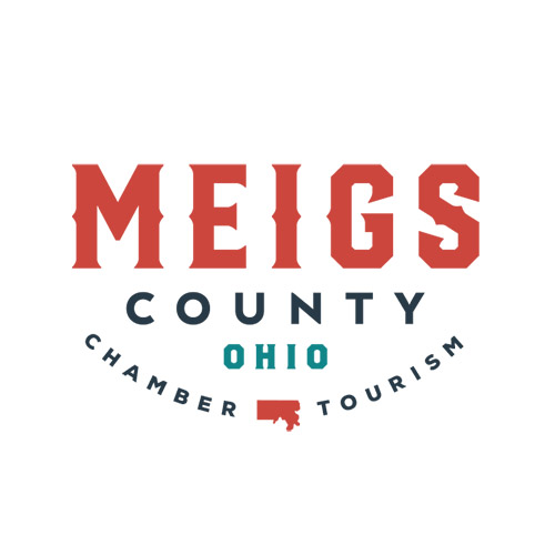 Meigs County Chamber and tourism simplified logo.